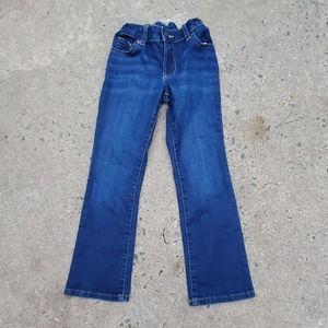 Wonder Nation dark wash bootcut jeans